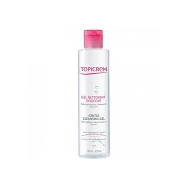Topicrem Gentle Cleansing Gel Body and Hair 200ml Renksiz
